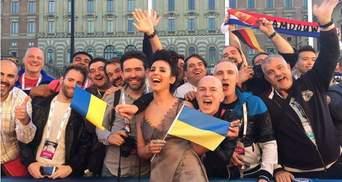 Джамала прокомментировала свое выступление на Евровидении