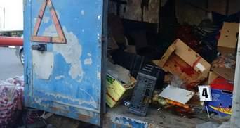 На рынке в Мукачево произошла жестокая стычка