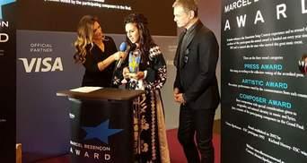 Джамала получила еще одну награду на Евровидении