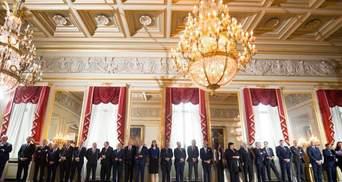 Память жертв терактов почтили в королевском дворце в Брюсселе