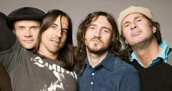 Стало відомо про незвичні забаганки Red Hot Chili Peppers під час концерту у Києві