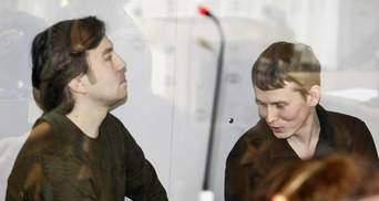 Указ о помиловании ГРУшников задним числом появился на сайте Порошенко (Документ)
