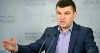 Народного депутата Гузя не пустили в Приднестровье на встречу с украинцами