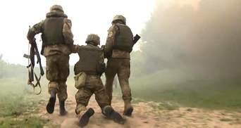 Маруся Звіробій готує десантників до екстремальних умов у бою
