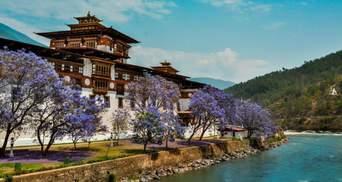 Унікальна країна щастя Бутан: дивовижний спокій та боги, що досі живуть в горах
