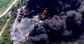 Рік після масштабної пожежі під Києвом: винні досі не покарані