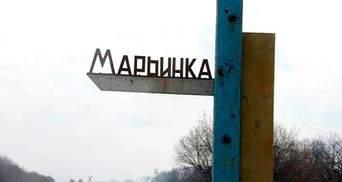 Террористы тяжело ранили двоих украинцев в Марьинке