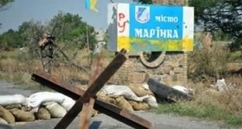 Под Марьинкой неспокойно: с украинской стороны много раненых