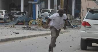 В Сомали боевики напали на отель, есть погибшие
