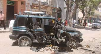 Во время теракта был убит сомалийский министр