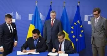 Мини-саммит Украина-ЕС: Порошенко похвастался, о чем договорился
