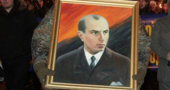 У Росії панічно відреагували на перейменований проспект у честь Бандери в Києві