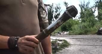 Украинских бойцов в Марьинке обстреливают с трех направлений