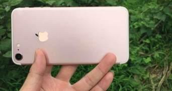 В мережу злили нові фото iPhone 7