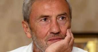Леонид Черновецкий отреагировал на информацию задержании сына в Испании