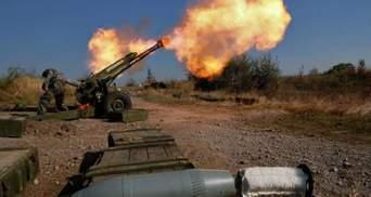Жаркие сутки на Донбассе: террористы вновь открыли огонь из крупнокалиберной артиллерии