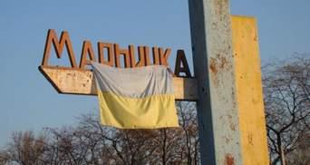 Мирный житель Марьинки едва не погиб в собственном дворе из-за боевиков