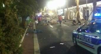 Атака в Ницце: украинские дипломаты сообщают о более 60 погибших