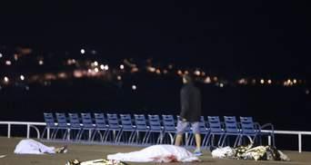 Спецоперация и последствия теракта в Ницце. Фото и Видео.