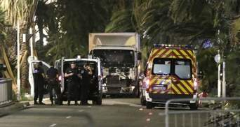 Полиция Франции знала личность водителя грузовика, который совершил теракт в Ницце