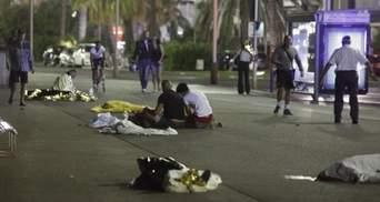 Байкер намагався зупинити терориста в Ніцці: відео