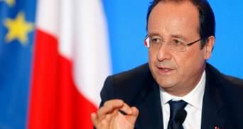 Олланд назвал новое количество людей в критическом состоянии после теракта