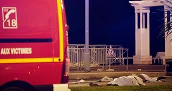 Теракт у Ніцці: жінка ціною власного життя врятувала дитину у візку
