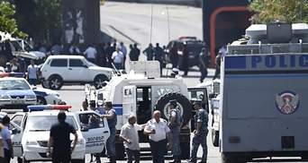 В Армении захват полиции назвали терактом