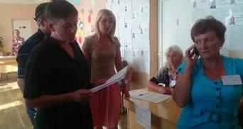 Сестры Савченко рассказали о нарушениях на выборах в Луганской области