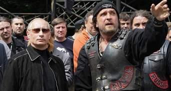 """Путинские """"волки"""" обещают устроить масштабное шоу в Крыму"""