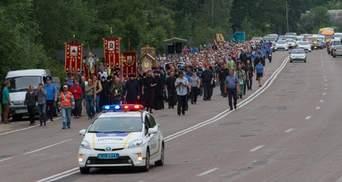 Націоналісти вирішили не пропускати до Києва ходу московського патріархату, – заява