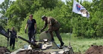 Війна на Донбасі: українським солдатам вдалося дати відсіч бойовикам під час шалених обстрілів
