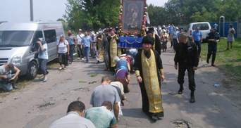 В СБУ отреагировали на крестный ход УПЦ МП в Киеве