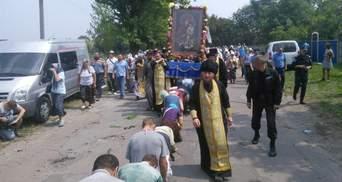 """В """"Азове"""" рассказали как будут реагировать на крестный ход в Киеве"""