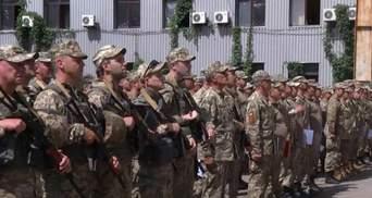 В 58-й бригаде демобилизованных бойцов заменят контрактниками