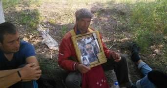 Влаштували привал – учасники ходи готуються до походу на Київ