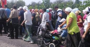 Полиция отреагировала на взрывчатку на пути крестного хода