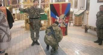 Росія не агресор, ми самі своїх вбиваємо, – учасники хресної ходи Московського патріархату