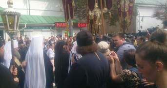 Жертвы крестного хода: два человека госпитализированы
