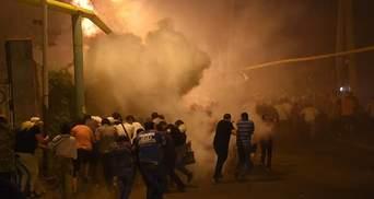 Сутички між поліцією та демонстрантами в Єревані: десятки осіб потрапили до лікарень