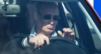 Через візит Путіна стався колапс на дорогах Австрії