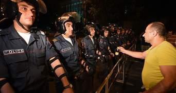 """Вірменський """"Майдан"""" завершився: заколотники у Єревані здалися владі"""