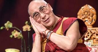 Як пізнати справжнє щастя: секрет від Далай-лами