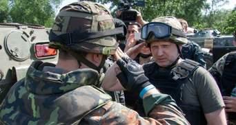 Турчинов рассказал, когда украинцам ждать новую волну мобилизации