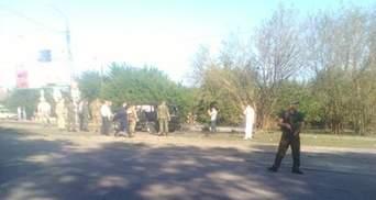 """Главарь """"ЛНР"""" попал в больницу в результате покушения"""