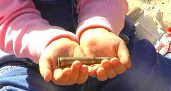 Двоє дітей у Мар'їнці потрапили під жорстокий обстріл терористів