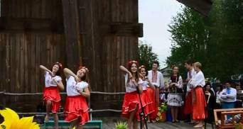 На Полтавщині грандіозно стартував традиційний Сорочинський ярмарок