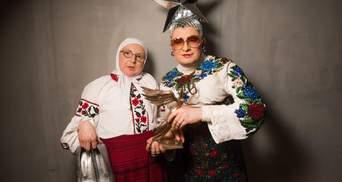 Маму Сердючки побили цигани на Сорочинському ярмарку