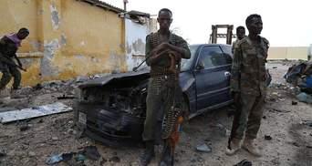 Экстремисты совершили кровавый теракт в Сомали