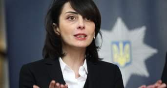 Деканоидзе назначила нового руководителя полиции в Кривом Озере